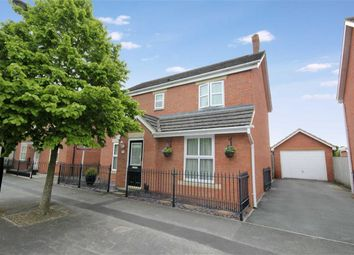 Thumbnail 4 bedroom detached house for sale in Thresher Drive, Abbey Fields, Swindon