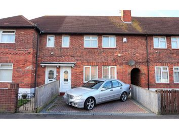 Thumbnail 2 bed terraced house for sale in Salterns Avenue, Southsea