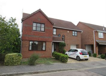 Thumbnail 4 bed detached house to rent in Tennyson Drive, Bourne, Lincolnshire