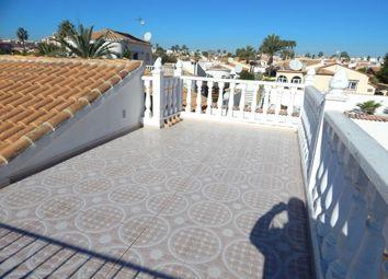 Thumbnail 3 bed villa for sale in La Florida, Orihuela Costa., Costa Blanca South, Costa Blanca, Valencia, Spain