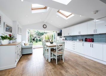 Thumbnail 4 bed terraced house for sale in Marcilly Road, London