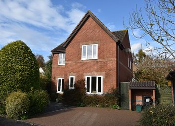 Thumbnail 3 bed detached house for sale in Miller Way, Exminster, Near Exeter