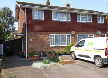 Thumbnail 3 bed semi-detached house for sale in Oriole Way, Birds Estate, Larkfield, Kent