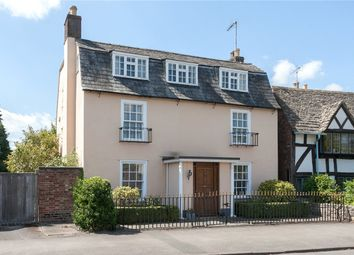 Thumbnail 4 bed detached house for sale in 47 The Burgage, Prestbury, Cheltenham