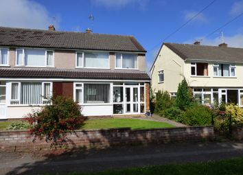 Thumbnail 3 bed semi-detached house for sale in Crossman Avenue, Winterbourne, Bristol