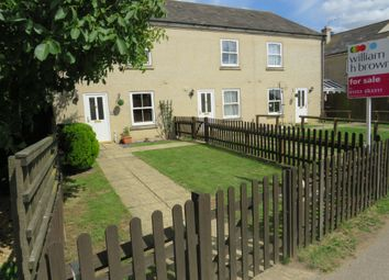 Thumbnail 3 bed terraced house for sale in Newmarket Road, Stretham, Ely