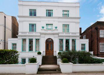 Thumbnail 4 bedroom flat to rent in Hamilton Terrace, London