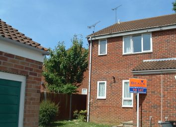 Thumbnail 1 bedroom flat to rent in Holly Drive, Waterlooville