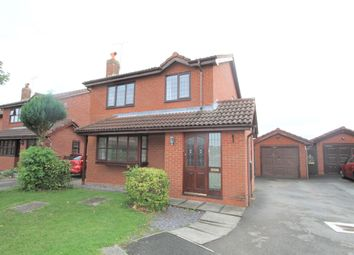 Thumbnail 3 bed detached house to rent in Birch Croft, Mancot, Deeside