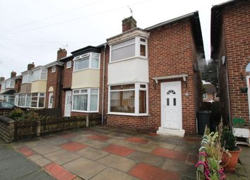 Thumbnail 3 bed semi-detached house to rent in Sudbury Road, Liverpool