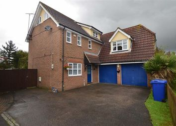 Thumbnail 6 bed detached house for sale in Juniper Drive, South Ockendon, Essex