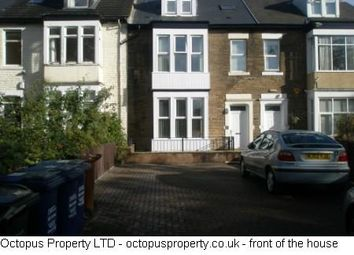 Thumbnail 1 bed flat to rent in Bentinck Road, Newcastle Upon Tyne