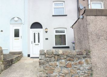 Thumbnail 1 bed terraced house to rent in Hanbury Road, Pontnewynydd, Pontypool