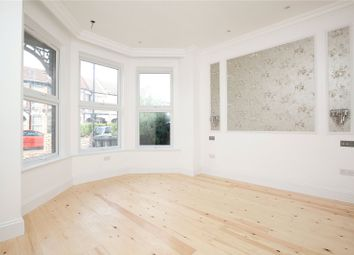 Thumbnail 3 bed flat to rent in Woodside Road, Wood Green, London