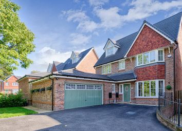 Thumbnail 5 bed detached house for sale in Broadmeadow Drive, Hyde