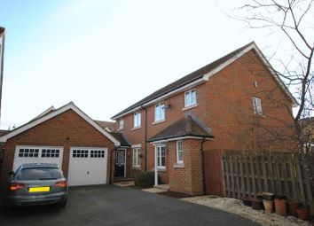 Thumbnail 3 bed semi-detached house for sale in Little East Field, Coulsdon