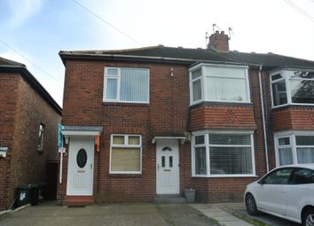 Thumbnail 3 bed flat to rent in Queen Alexandra Road West, North Shields