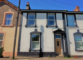 Thumbnail 3 bed terraced house for sale in Upper Park Terrace, Pontypool