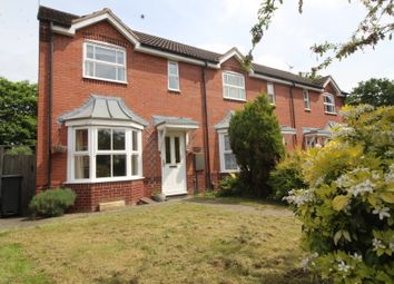Thumbnail 2 bed end terrace house to rent in Swift Close, Kenilworth
