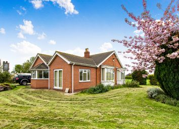 Thumbnail 3 bed detached bungalow for sale in Swineshead Road, Frampton Fen, Boston
