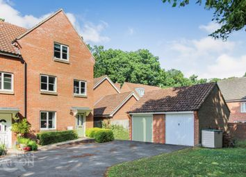 Thumbnail 4 bed town house to rent in Nelson Drive, Little Plumstead, Norwich