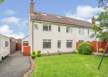 Thumbnail 4 bedroom semi-detached house for sale in Upavon Avenue, Wirral