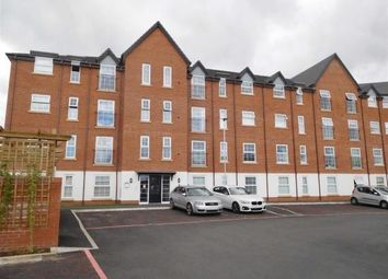 Thumbnail 2 bed flat to rent in Llys Nantgarw, Wrexham