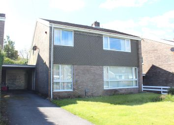 Thumbnail 4 bedroom detached house for sale in Green Close, Mayals, Swansea, West Glamorgan.