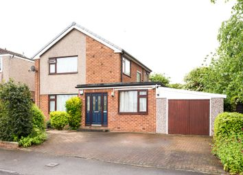 Thumbnail 4 bed detached house for sale in Oak Wood Road, Wetherby, West Yorkshire