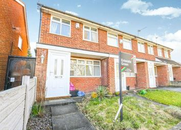 Thumbnail 2 bed end terrace house for sale in Dale Crescent, St Helens, Merseyside, Uk