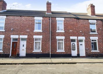 Thumbnail 6 bed terraced house for sale in Somerset Road, Hyde Park, Doncaster