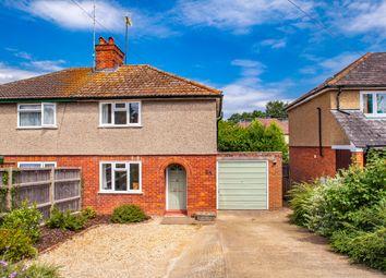 2 bed semi-detached house for sale in 43 Elvendon Road, Goring On Thames RG8