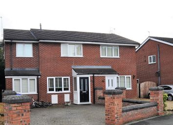 Thumbnail 3 bed semi-detached house for sale in 112 Constance Avenue, Trentham, Stoke-On-Trent