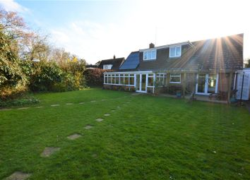 Thumbnail 4 bed detached house for sale in Stamford Road, Ryhall, Stamford