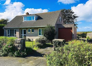 Thumbnail 5 bed detached bungalow for sale in Lower Moor, St Davids, Haverfordwest