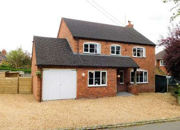 Thumbnail 4 bed detached house for sale in The Allways, Milwich, Stafford.
