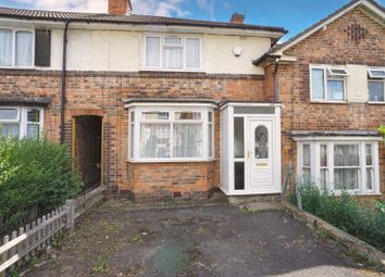 Thumbnail 3 bed terraced house for sale in Hawkesyard Road, Birmingham