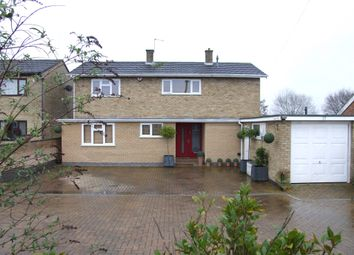 Thumbnail 4 bed detached house for sale in Bernham Road, Hellesdon, Norwich