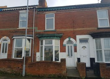 Thumbnail 3 bedroom terraced house for sale in Colville Terrace, Gainsborough