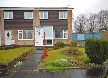 Thumbnail 3 bed end terrace house for sale in Barrasford Road, Newton Hall, Durham