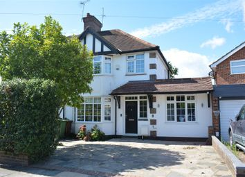 River Way, Ewell, Epsom KT19. 3 bed semi-detached house