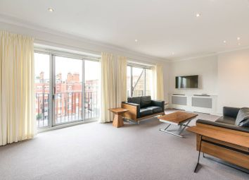 Thumbnail 3 bed flat to rent in Pont Street, Chelsea