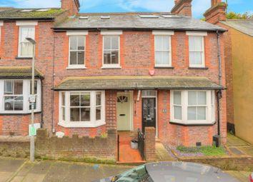 Thumbnail 3 bed terraced house for sale in Grange Street, St. Albans, Hertfordshire