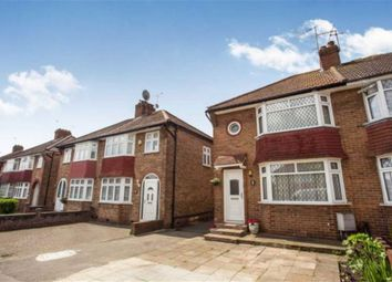 Thumbnail 3 bed semi-detached house for sale in Orchard Grove, Edgware, Middlesex