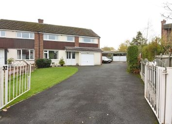 Thumbnail 5 bed semi-detached house for sale in Smithy Croft, Houghton, Carlisle