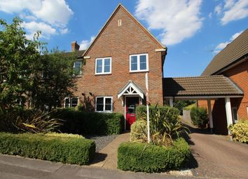 Thumbnail 3 bed terraced house for sale in Hawthorn Park, Swanley