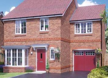 Thumbnail 4 bed detached house for sale in Wren Green, Bamber Bridge, Preston, Lancashire