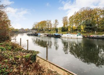Thumbnail 2 bed flat to rent in Riverholme, Hampton Court Road, East Molesey