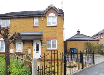 Thumbnail 2 bed semi-detached house for sale in Harvest Way, Oakwood, Derby