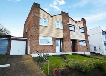 3 bed semi-detached house for sale in Harptree Drive, Walderslade, Chatham ME5